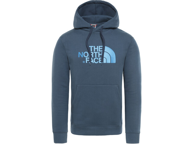 The North Face Drew Peak Sweat à capuche Homme, blue wing teal